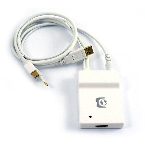 Dr.Bott Adaptateur audio et mini Display port vers HDMI mac+ 90 Saint-Raphaël (83)