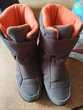 15€botte taille 29 de couleur marron et orange Chaussures enfants