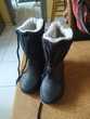 20€ botte taille 30 en fourrure  De couleur noire Chaussures enfants