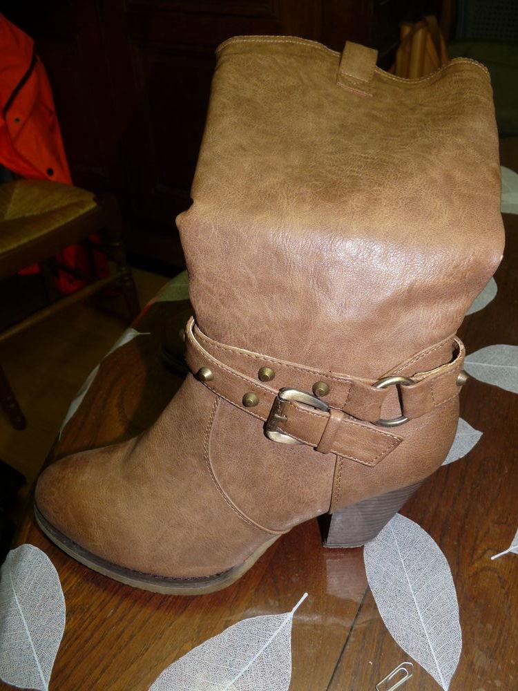 Achetez bottes et bottines quasi neuf, annonce vente à Moulins ... 655690269fdb