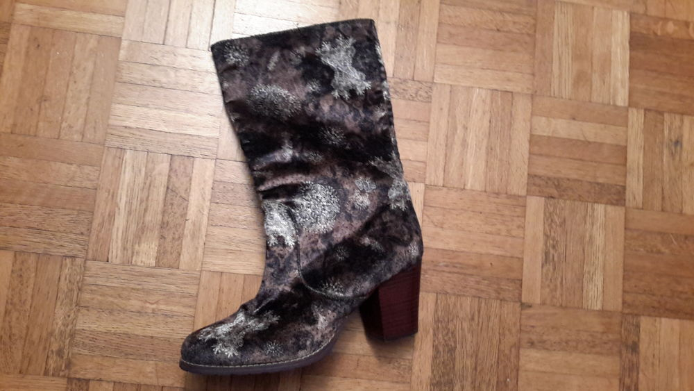 BOTTES DESIGUAL FEMME TAILLE 41 multicolores occasion 60 Nice (06)