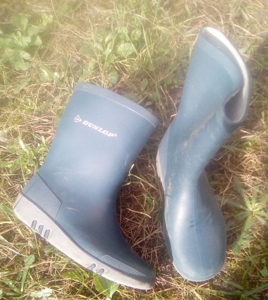 Bottes Dunlop - taille 28 4 Beauchamp (95)