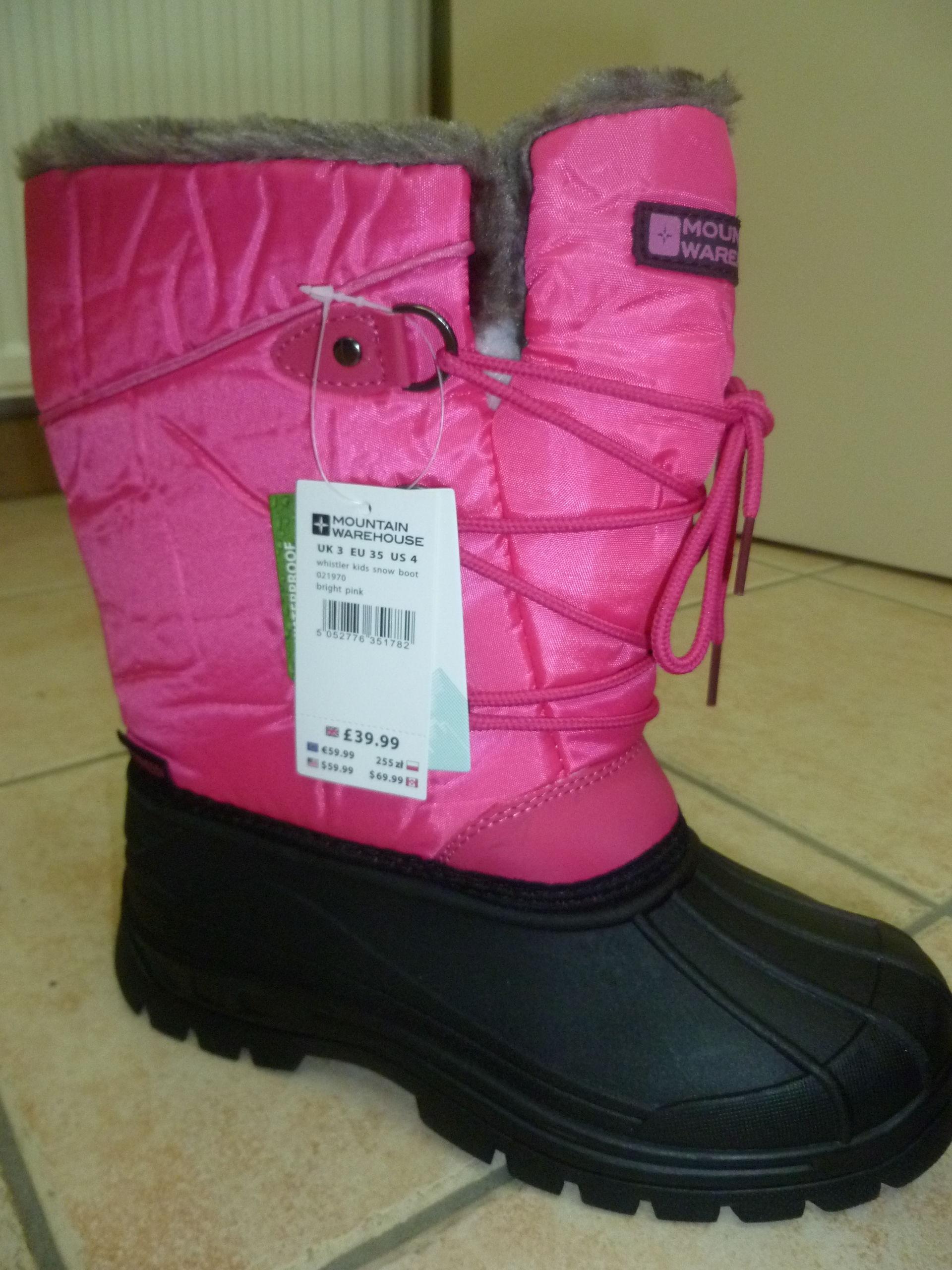 Bottes de ski fille T35 encore dans son emballage! 25 Saint-Paul-en-Pareds (85)