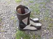 Bottes moto cuir 15 Poitiers (86)
