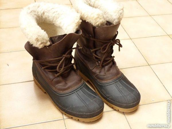 Bottes de neige /Snow boots 50 Ormoy (91)