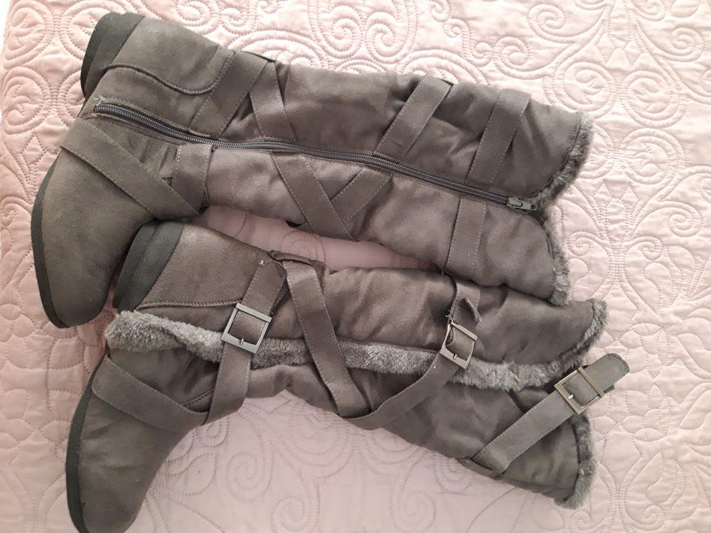 Bottes noires ou grises  20 Saint-Chamond (42)