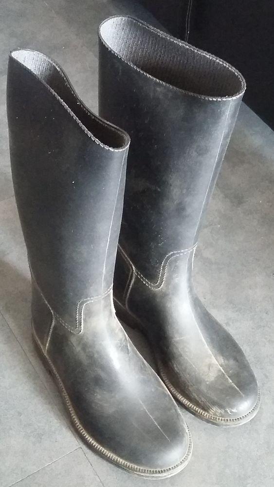 f75f739ce76e3d Achetez bottes de pluie occasion, annonce vente à Bron (69) WB155434724