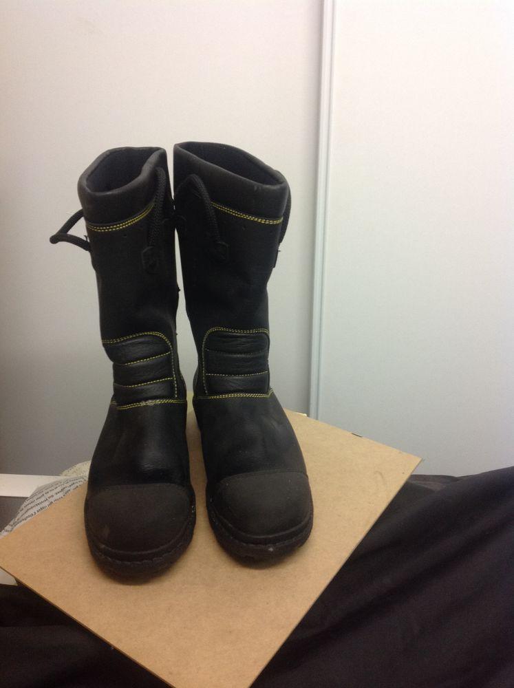 bottes de pompier 0 Crespin (59)