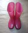 Bottes roses pointure 34