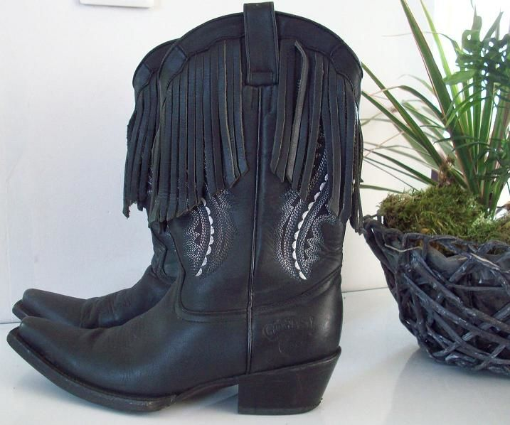 Bottes Santiag Country GO WEST Chaussures