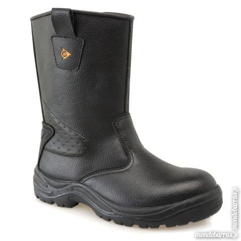 f070cf71c424ed Achetez bottes de sécurité neuf - revente cadeau, annonce vente à ...