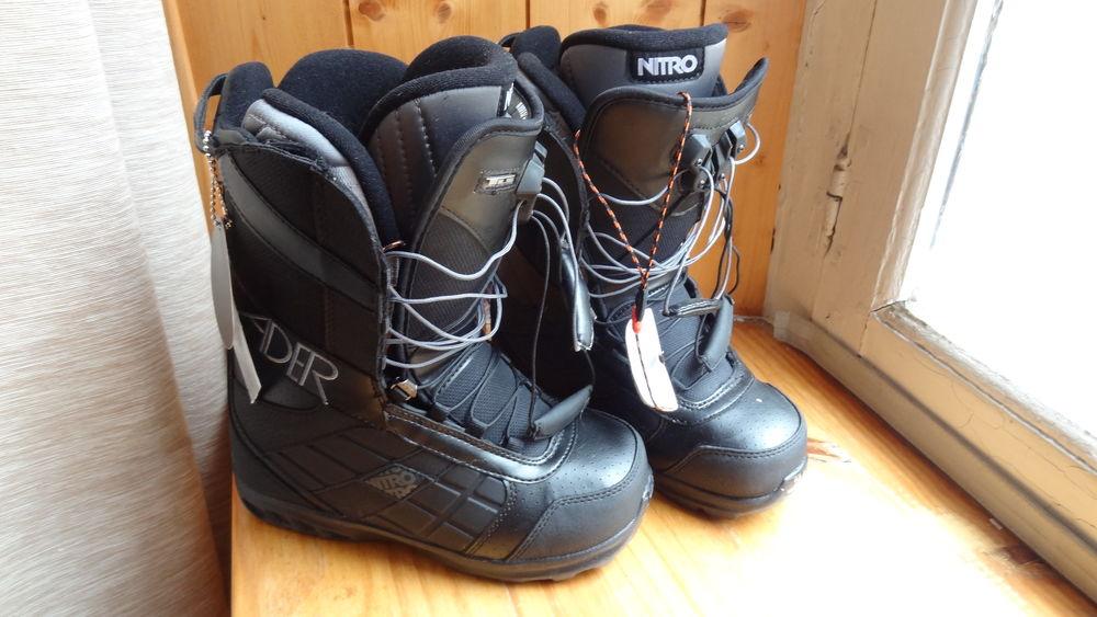 Bottes de snowboard Nitro ,femme taille 39 120 Briançon (05)