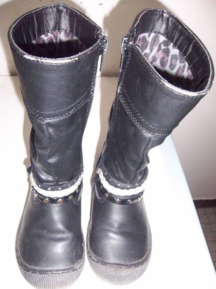 bottes taille 25 4 Bossay-sur-Claise (37)