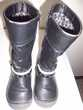 bottes taille 25