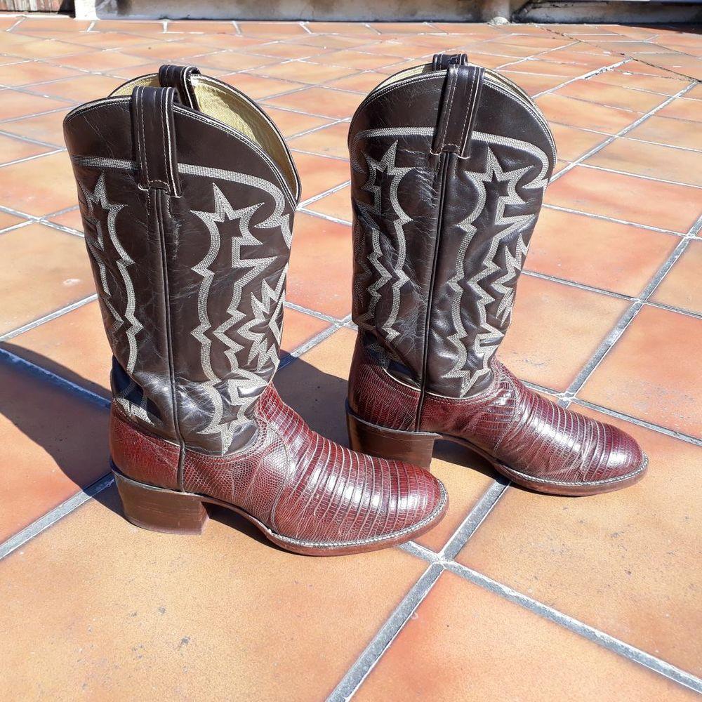 d04e4b382b Achetez bottes western homme occasion, annonce vente à Pont-Audemer ...