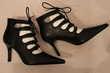 Bottine Bata Multi Bride à Lacet Noire 39 Neuve Tapez JM86 Chaussures