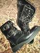 Bottine noir femme Chaussures