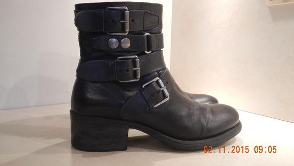 bottines cuir Minelli Chaussures