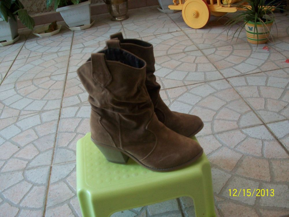 BOTTINES EN DAIM 15 Velaux (13)
