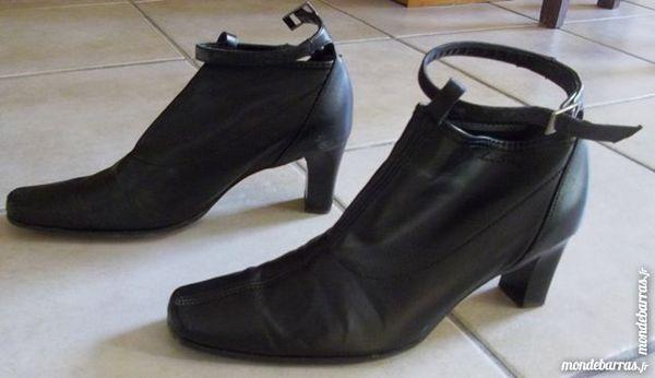 Achetez bottines   escarpins quasi neuf, annonce vente à Pontrieux ... 3635c1178a57