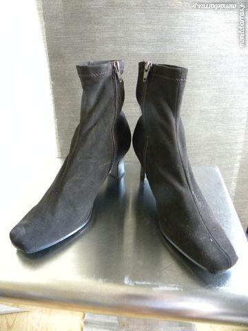 bottines noires taille 36 5 Pantin (93)