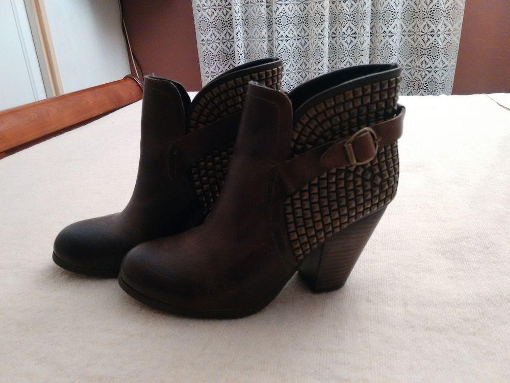 Bottines Steve Madden Chaussures