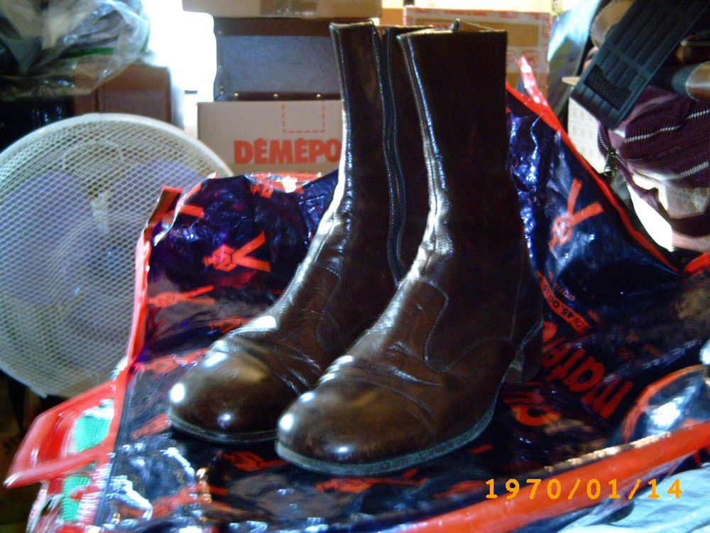 BOTTINES TAILLE 40 20 Rosny-sous-Bois (93)