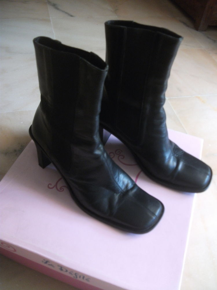 bottines Chaussures