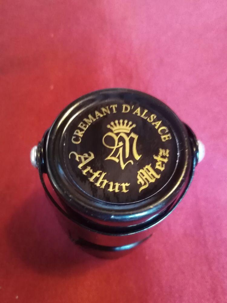 Bouche bouteille crémant d'Alsace 3 Avermes (03)
