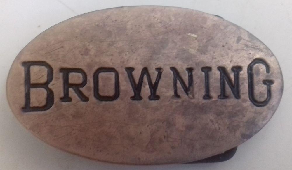 Boucle de ceinture Browning 5 Besançon (25)
