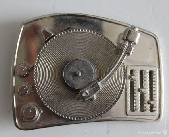 Boucle ceinture DJ platine Bijoux et montres c3916d25787