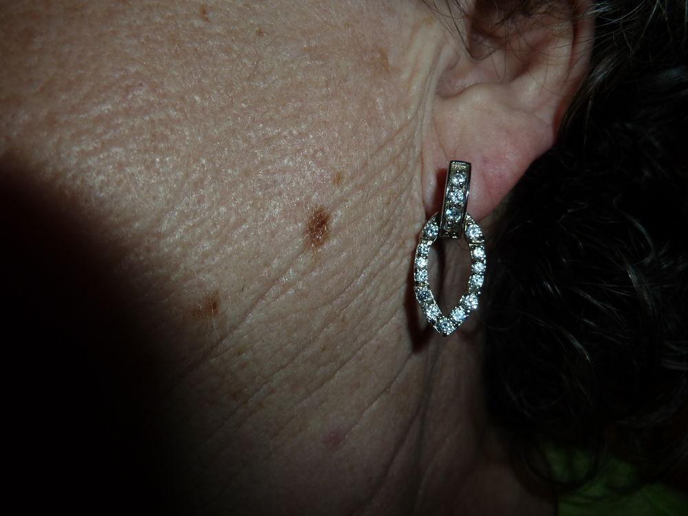 boucle d'oreille pendante pr femme argent 925/1000 ORPHELIA Bijoux et montres