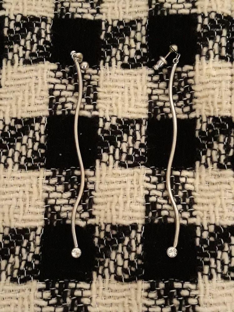 Boucle d'oreille rigide 2 Noyers (89)