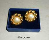 Boucles d'oreille style Coco C. 35 Antibes (06)