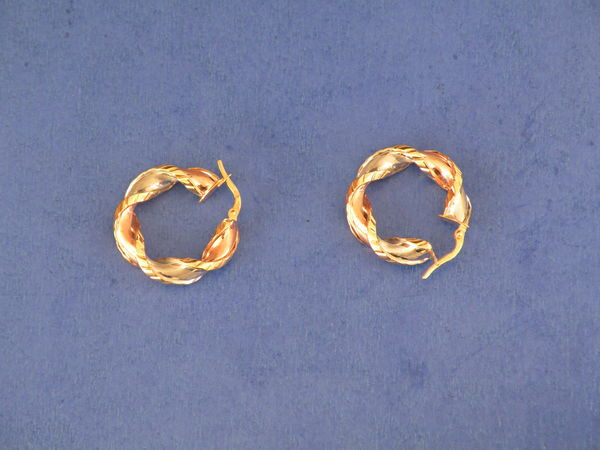 boucles d'oreilles  créoles  350 Céret (66)