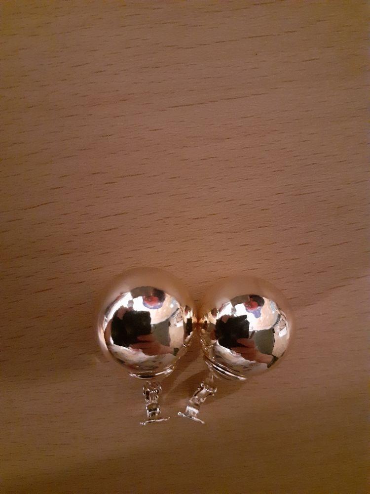 boucles d'oreilles doré à clips 1 La Ferté-sous-Jouarre (77)