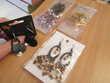 Boucles d'oreilles pour oreilles percées Occasion Bijoux et montres