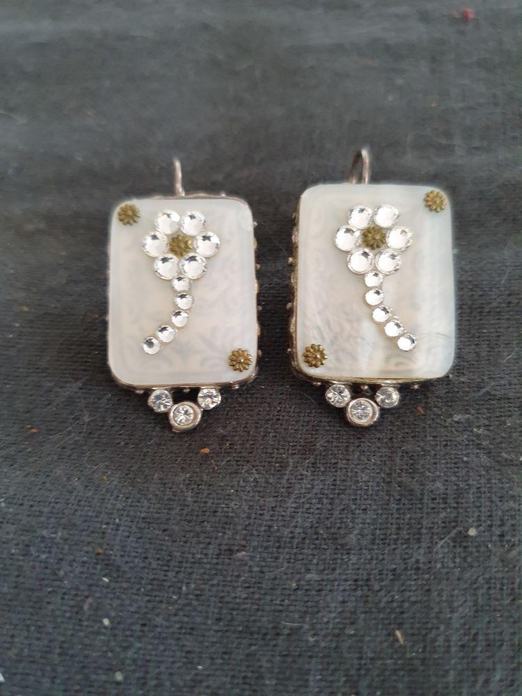 Boucles d'oreilles  5 Carpentras (84)