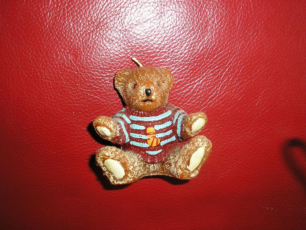 Bougie en forme d'ours 4 Betton (35)