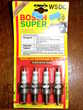 lot 4 BOUGIES BOSCH W5DC CUIVRE PEUGEOT RENAULT TALBOT Dunkerque (59)