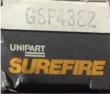 4 bougies neuves GSP4382 pour Triumph Spitfire
