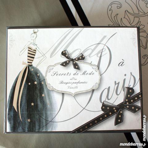 6 Bougies Parfumée vanille - Maison du monde 7 Cabestany (66)