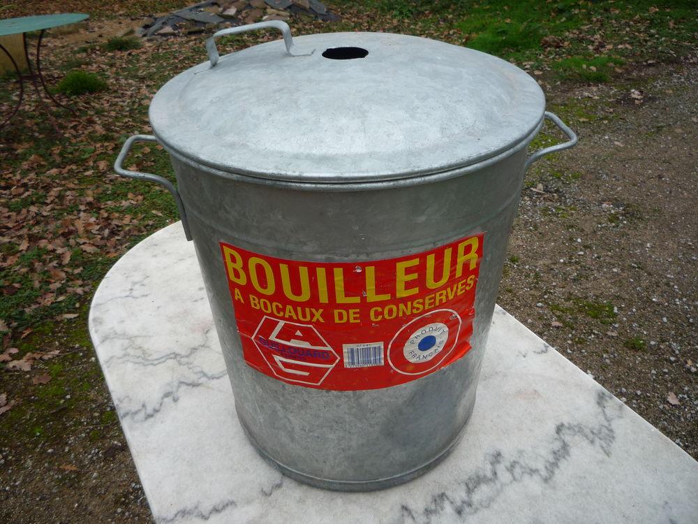 Bouilleur à bocaux/stérilisateur/cuiseur Guillouard Nantes 45 Castres (81)