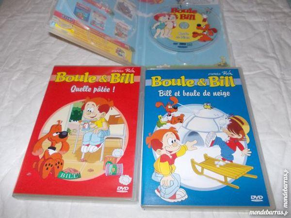 DVD Boule et Bill , Popeye  , Daffy Duck 1 Amiens (80)