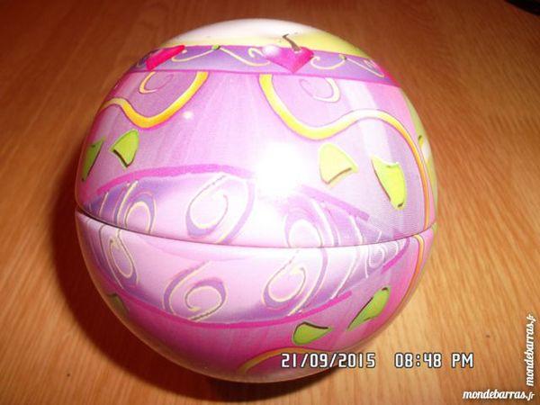 boule métal rose*juste 1e*kiki60230 Jeux / jouets
