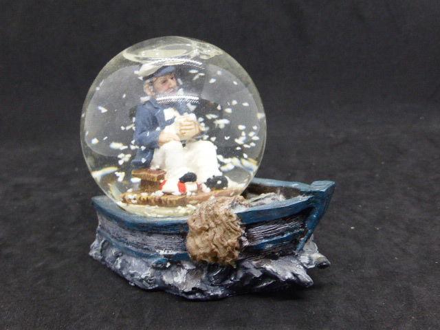 Boule à neige bateau marin 2 Rueil-Malmaison (92)