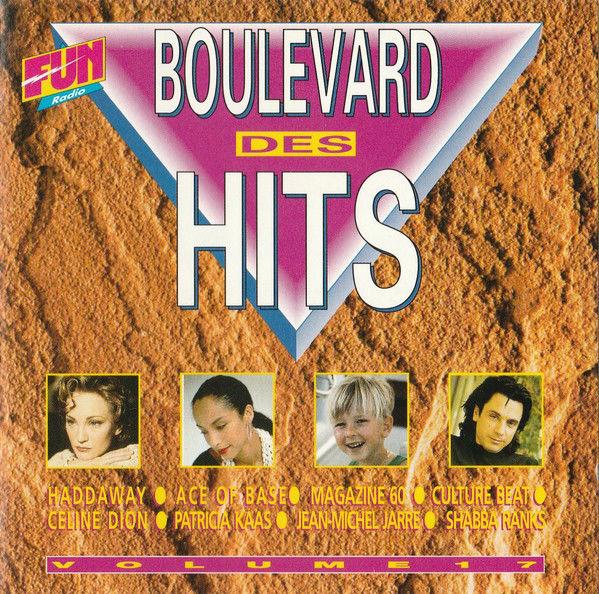cd Boulevard Des Hits Vol. 17 (etat neuf) 5 Martigues (13)