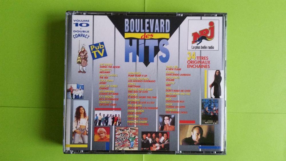 BOULEVARD DES HITS CD et vinyles
