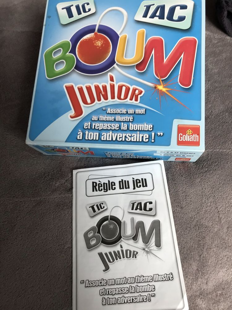 TIC TAC BOUM Junior  10 Saint-Genis-Laval (69)