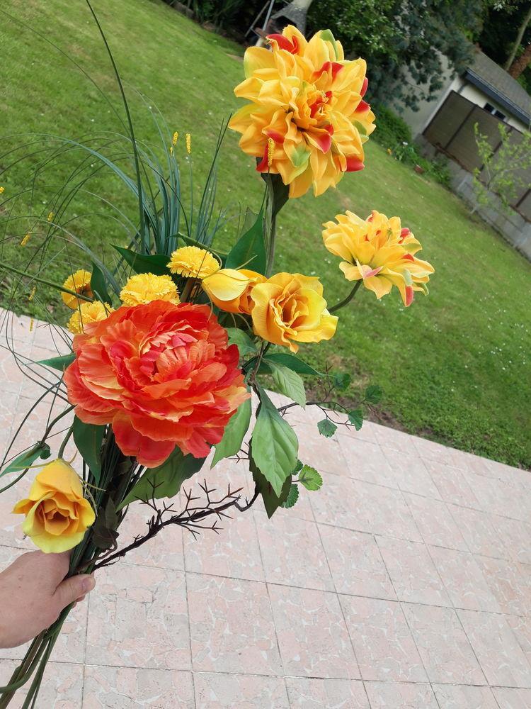 bouquet de fleurs artificiel 5 Ancenis (44)